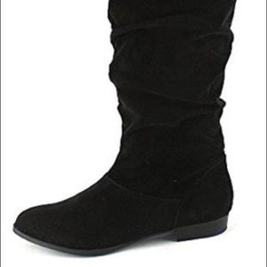f61cf5cf93f Style   Co Shoes - Style  Co Tiriza Over-the-Knee Scrunch Boot